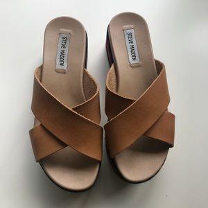d165851e112 Steve Madden Shoes - Steve Madden Asher slide sandals